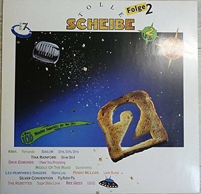 Tolle Scheibe (1991, EMI) 2:Abba, Sailor, Penny McLean, Bee Gees, Suzi .. [2 LP]
