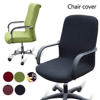 Slipcovers Removable Stretch Rotating Lift Chair Cover Computer Chair Covers