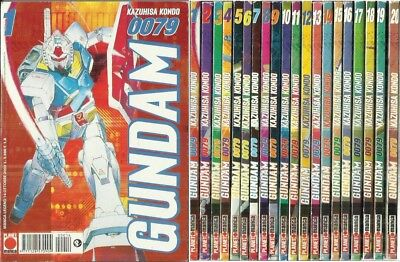 GUNDAM 0079 Sequenza Completa n° 1/20 (Planet Manga, 2000)