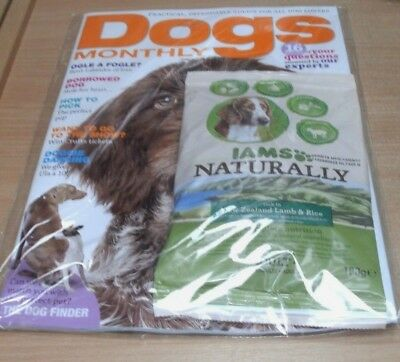 Dogs Monthly magazine FEB 2018 Pick the Perfect Pup, Baby-Proof + Iams Naturally