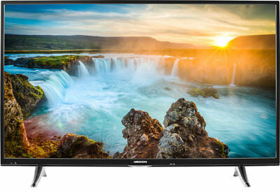 "MEDION LIFE X17034 UHD 4K Smart LED-Backlight TV 123,2cm/49"" DVB-T2 1.200 MPI A+"