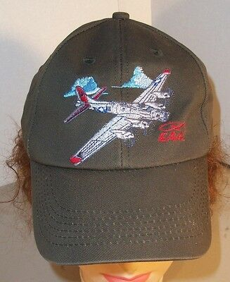 EAA Hat EXPERIMENTAL AIRCRAFT ASSOCIATION Cap Authentic K Products Headware, USA