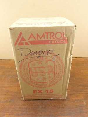 New Unused Amtrol EX-15 Boiler System Expansion Tank
