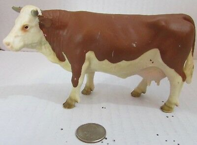 Schleich Fleckvieh Cow Standing Retired 13134