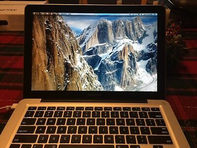 Macbook Pro 13 Inch LED- Backlit Widescreen Notebook- MB990LL/A