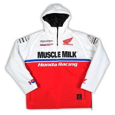 Troy Lee Designs Honda Team Jacket White XXXL