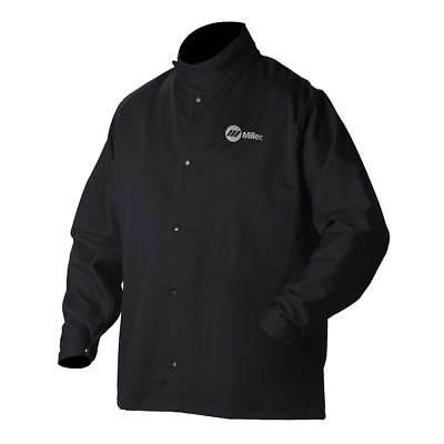 Miller Large 244751 Welding Jacket Cloth Industrial