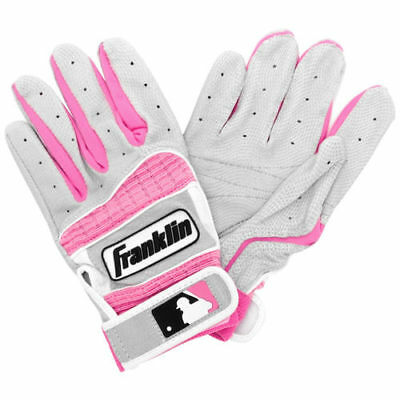 Franklin Sports Youth Neo Classic II Mother's Day Batting Gloves - MLB
