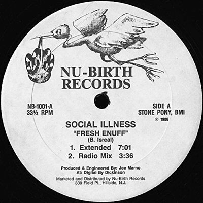 Social Illness | 12"