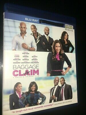 Baggage Claim (Blu-ray Disc Only)  Free First Class shipping!!