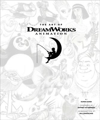 Art of DreamWorks Animation (Hardcover), Zahed, Ramin, DreamWorks, 9781419711664