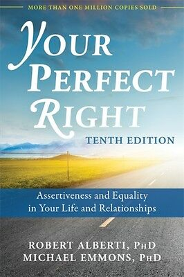 Your Perfect Right 10th Edition, Alberti, Robert E., Emmons, Mich. 9781626259607