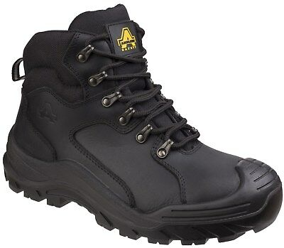 Amblers AS202 Safety Boots Mens Water Resistant Steel Toe Cap Work Shoes