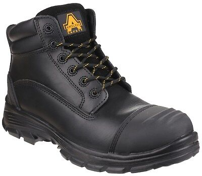 Amblers AS201 Quantok Safety Boots Mens Water Resistant Steel Toe Cap Work Shoes