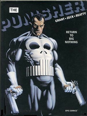 HC Punisher - Return To Big Nothing / 72 pages / 1989 Hardcover