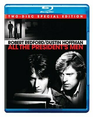 All The President's Men: 2 Disc Special Edition (BD) [Blu-ray] NEW!