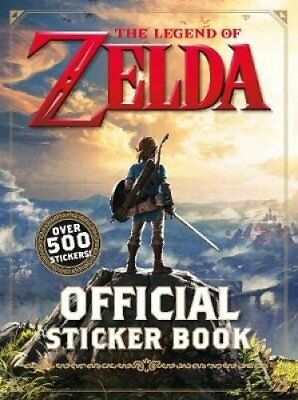 The Legend of Zelda: Official Sticker Book by Unknown 9780241322246