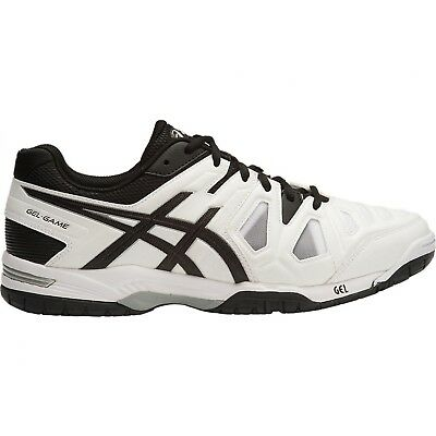 Asics Gel Game 5 C502Y-0190 Junior Tennis Shoe Rrp $90.00