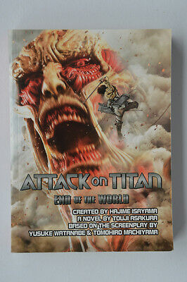 Attack On Titan End Of The World (Pb)
