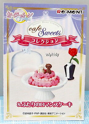 Sailor Moon Crystal Cafe Sweets Collection  Set No.8, 1 pc Only - Re-ment