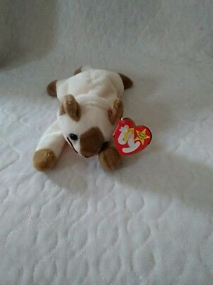 Snip the Siamese Cat - Ty Beanie Baby - 1996 -