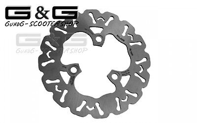 Brake Disc Malossi Whoop Disc For YAMAHA AEROX BWS MBK NITRO BOOSTER