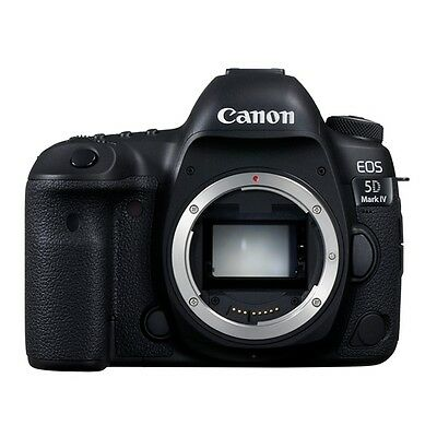 Canon EOS 5D Mark IV Body Only w/64GB SDXC *NEW* *IN STOCK* *CANON USA WARRANTY*