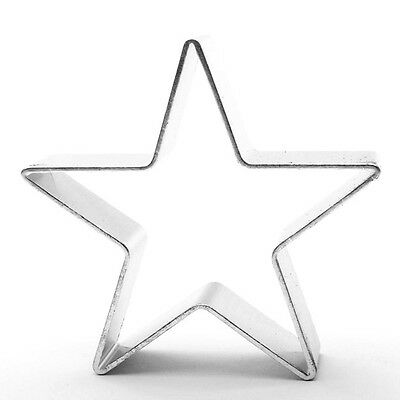 Star Cookie Cutter Baking Cake Decorating Pastry Kitchen