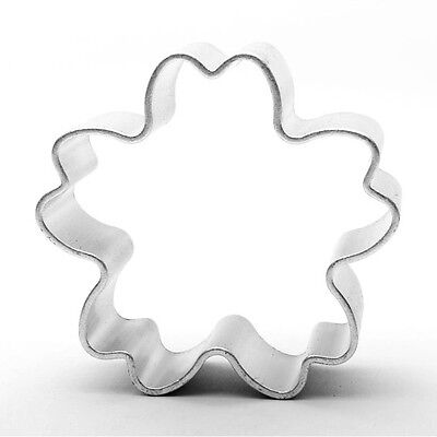 Flower 2 Cookie Cutter Baking Cake Decorating Pastry Kitchen