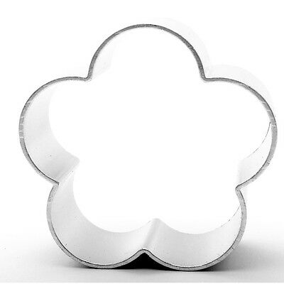 Flower Cookie Cutter Baking Cake Decorating Pastry Kitchen
