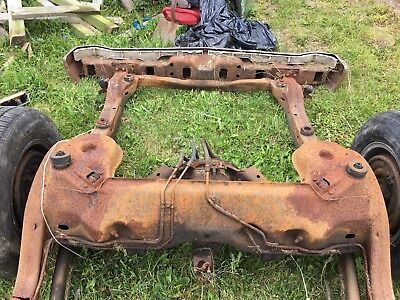 =-== Totally   1974 Oldsmobile Cutlass Rear Frame