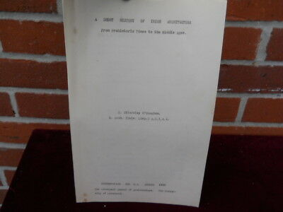 dissertations in architectural history