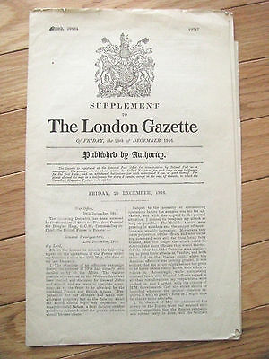 Battle Of The Somme  British Army Battle Report Thiepval Pozieres Etc 1916
