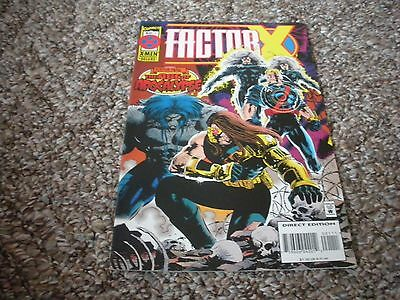 Factor X #1 (1995) Marvel Comics The Age Of Apocalypse Vf/nm