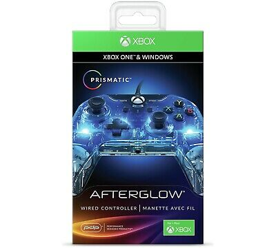 Afterglow Prismatic Xbox One Controller.