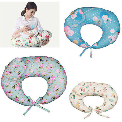 Infant Feeding Pillow Cartoon Maternity Nursing Breastfeeding Support Cushion