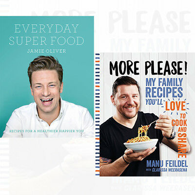 Super food family classics the superfoods cookbook 2 books everyday super food 2 books collection set more please my family recipes new forumfinder Choice Image
