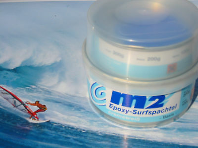 M2 Epoxy Spachtel , Surf Reparatur Spachtel , Surfspachtel , Kite M 2  NEU