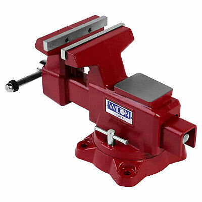 Wilton Bash 11128BH 6.5 Inch Jaw Utility Vise And 4 Pound 12 Inch Hammer Combo