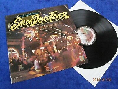 "Lp Coco Records Presents "" Salsa Disco Fever "" 1978 * Usa *"