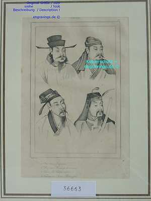 36663-Asien-Asia-China-TAI-TSOU_SSE-MAKOUANG_-Stahlstich-Steel engraving-1837