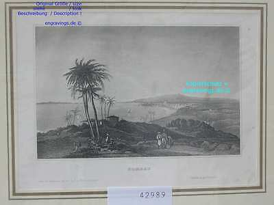 42989-Asien-Asia-Indien-India-BOMBAY-MUMBAI-Stahlstich-Steel engraving-1860