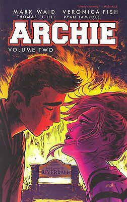 Archie Volume 2 Softcover Graphic Novel