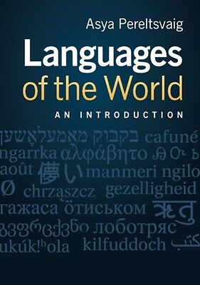 Languages of the World: An Introduction (Paperback), Pereltsvaig,...