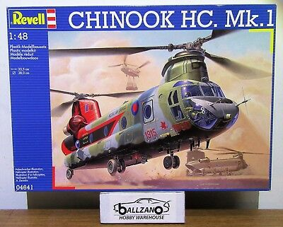 Revell Germany 4641 Chinook HC. Mk.1 Helicopter model kit 1/48 MIB