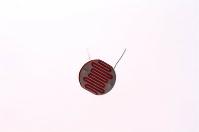 50pcs GL12528 Light Sensitive Resistor 12mm Photoresistor 12528 LDR Dependent