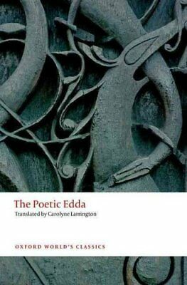 The Poetic Edda by Carolyne Larrington 9780199675340 (Paperback, 2014)