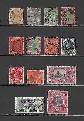 India-  Lot 87, Old Used.