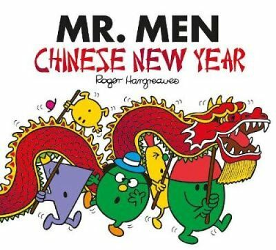 Mr Men Chinese New Year by Adam Hargreaves 9781405288798 (Paperback, 2018)