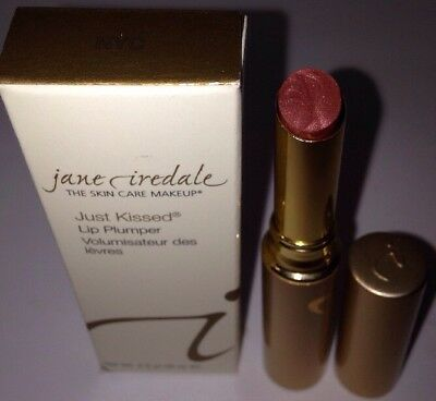Jane Iredale Just Kissed Lip Plumper * NYC * Nude Shimmer Brand New in Box $25